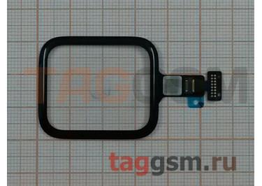 Тачскрин для Apple Watch Series 4 40mm (черный)