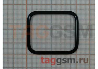 Стекло для Apple Watch Series 4 44mm (черный)