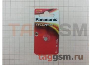 Спецэлемент 362-1BL (SR721SW батарейка для часов) Panasonic