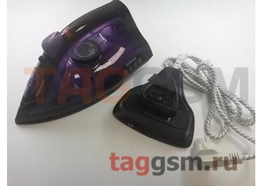 Беспроводной паровой утюг Xiaomi Langfi Cordless Steam Iron (YD-012V) (purple)