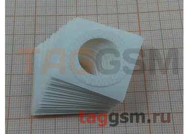 Медицинский скотч для нательного градусника Second measurement medical human body doublesided tape (40шт) (MMC-P001-1) (white)