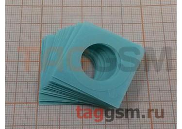 Медицинский скотч для нательного градусника Second measurement medical human body doublesided tape (silicone versios) (40шт) (MMC-P001-2) (силиконовый)