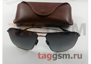Солнцезащитные очки Xiaomi Mi home Aviator Sunglasses Pro oval frame gradient  (TYJ03TS) (gray)