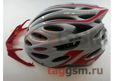 Шлем Xiaomi Riding sports helmet (C4101) (white red)