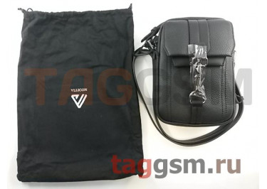 Сумка Xiaomi VLLICON Business Casual Suede Leather Shoulder Bag (black)