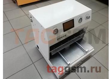 Станок для склейки дисплейного модуля AIDA A-908D (автоклав, компрессор, вакуумная камера + пресс, вакуумный насос + ультрафиолетовая камера)