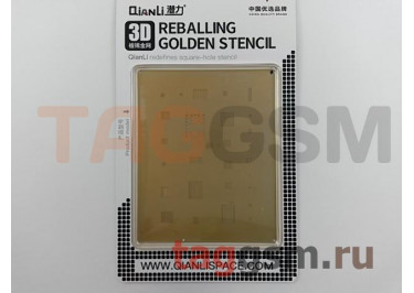 Трафарет BGA 3D Golden Stencil IC 7 QUANLI