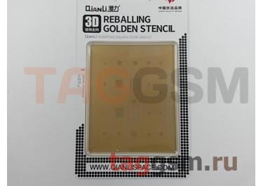 Трафарет BGA 3D Golden Stencil IC 6S QUANLI