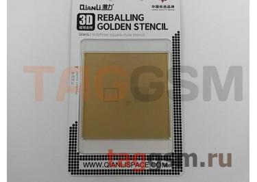Трафарет BGA 3D Golden Stencil CPU A8 QUANLI