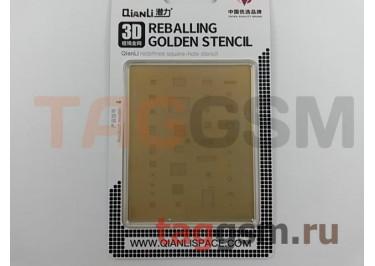 Трафарет BGA 3D Golden Stencil IC 8 / X QUANLI