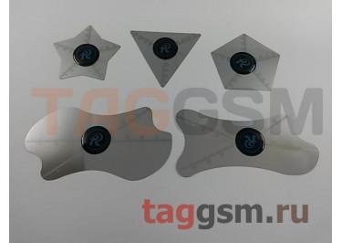 Набор медиаторов TE-022 для вскрытия телефонов (набор 5 в 1) металл, гибкий