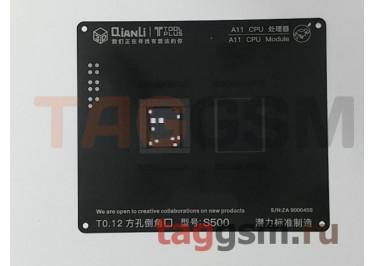 Трафарет BGA 3D iBlack Stencil CPU A11 QUANLI