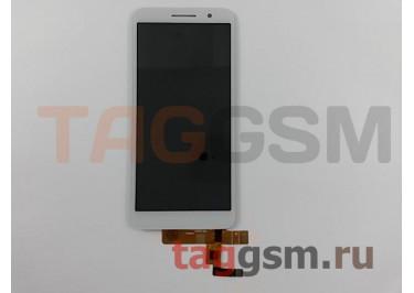 Дисплей для Alcatel 5033D 1 + тачскрин (белый)
