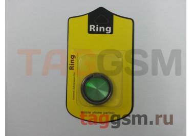 Держатель для мобильных телефонов (металл) (зеленый)