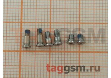 Винты для нижней крышки MacBook Pro Retina A1708 (серебро) (комплект)