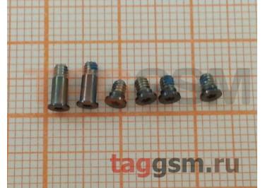 Винты для нижней крышки MacBook Pro Retina A1706 / A1989 (серый) (комплект)