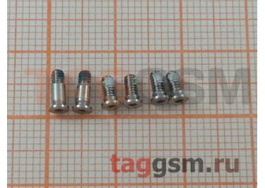 Винты для нижней крышки MacBook Pro Retina A1707 / A1990 (серебро) (комплект)