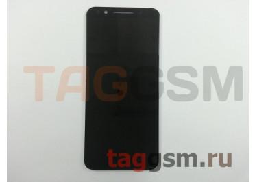 Дисплей для Alcatel 5052D 3 + тачскрин (черный)