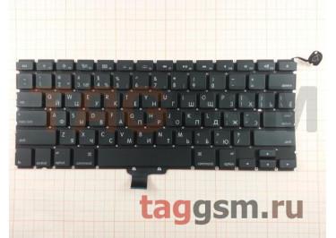 """Клавиатура для ноутбука Apple MacBook Pro 13"""" (A1278) (Late 2008 - Mid 2012) (горизонтальный Enter)"""