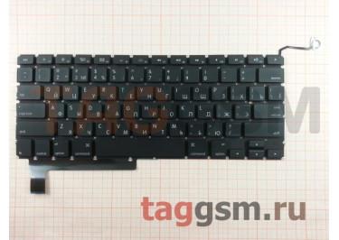 """Клавиатура для ноутбука Apple MacBook Pro 15"""" (A1286) (Mid 2009 - Mid 2012) (горизонтальный Enter)"""