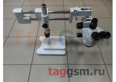 Микроскоп Kaisi KS-37045A-STL2 тринокулярный (7х-45х) (LED подсветка)
