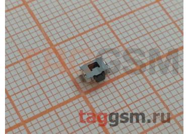 Кнопка (механизм) 2х контактная для Китайских планшетов / Телефонов / MP3 плееров тип 6