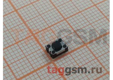 Кнопка (механизм) 4х контактная для Китайских планшетов / Телефонов / MP3 плееров тип 2