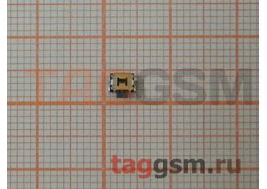 Кнопка (механизм) 4х контактная для Китайских планшетов / Телефонов / MP3 плееров тип 7