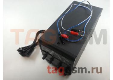 Источник питания YAXUN YX-305D (30V, 5A, режим стабилизации тока), черный