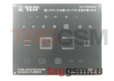 Трафарет BGA CPU MSM8996 (Samsung S7) MEGA-IDEA