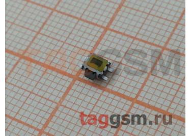 Кнопка (механизм) 4х контактная для Китайских планшетов / Телефонов / MP3 плееров тип 9