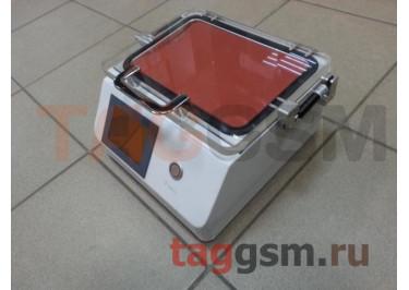 Станок для склейки дисплейного модуля AIDA A-808S (вакуумная камера + пресс)