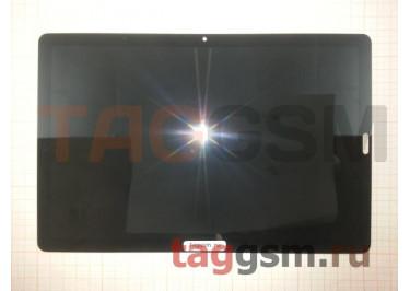 Дисплей для Huawei Mediapad M6 10.8 LTE + тачскрин (черный)