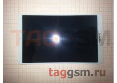 Дисплей для Huawei Mediapad M6 8.4 LTE + тачскрин (белый)