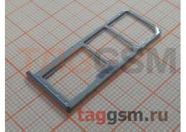 Держатель сим для Asus Zenfone Max Pro (M2) ZB631KL (титан)