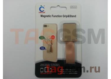 Держатель для мобильных телефонов (на ремешке) (светло-коричневый)