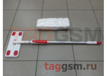 Швабра Xiaomi Yijie non-woven disposable mop (YS-01) (red-white)
