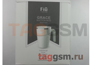 Термокружка Xiaomi Fiu Elegant Do Not Roll 0,47ml (FIUYYBDB001) (white)