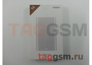Металлический кейс XIAOMI для карт Rice Business Card Case (MWCH01) (silver)