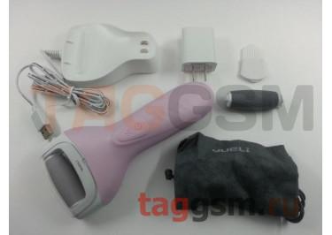 Электрическая роликовая пилка для пяток Xiaomi Callus Remover (SC-608P) (Pink)