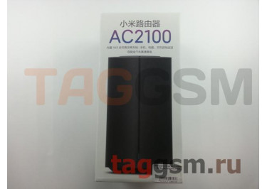 Маршрутизатор Wi-Fi Xiaomi Mi Router AC2100 (black)