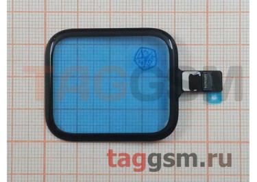 Тачскрин для Apple Watch Series 5 44mm (черный), copy