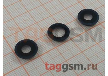 Стекло задней камеры для iPhone 11 Pro / 11 Pro Max (серый)