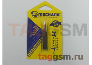 Жало для паяльника Mechanic 900M-T-B прямое, толстое (черное)