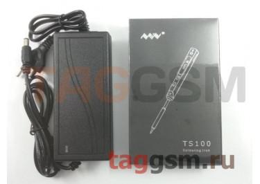 Паяльник TS100 + Жало TS-I