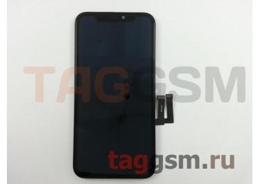Дисплей для iPhone 11 + тачскрин черный, HC