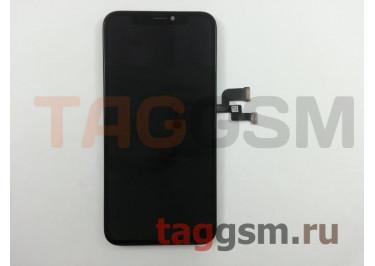 Дисплей для iPhone X + тачскрин черный, TFT (In-Cell)