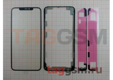 Стекло + OCA + рамка для iPhone 11 Pro Max, ориг