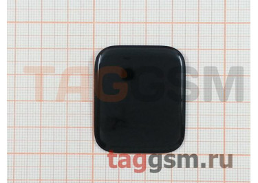 Дисплей для Apple Watch Series 5 44mm + тачскрин черный, ориг