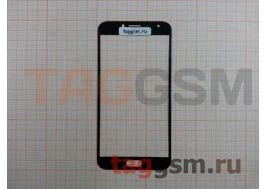 Стекло для Samsung J400 Galaxy J4 (2018) (черный), ААА